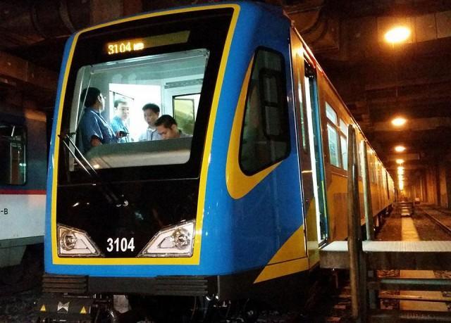 TUV Rheinland wants MRT3's Dalian coaches weighed   Money