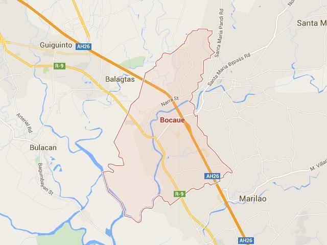 Joni Villanueva Wins Coin Toss For Bocaue Mayoralty Post News - Bocaue map