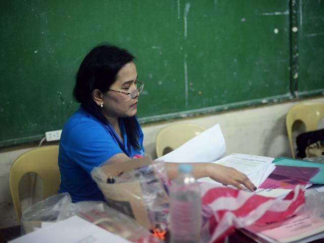 Elections At Rizal High School Peaceful But Marred By Vcm