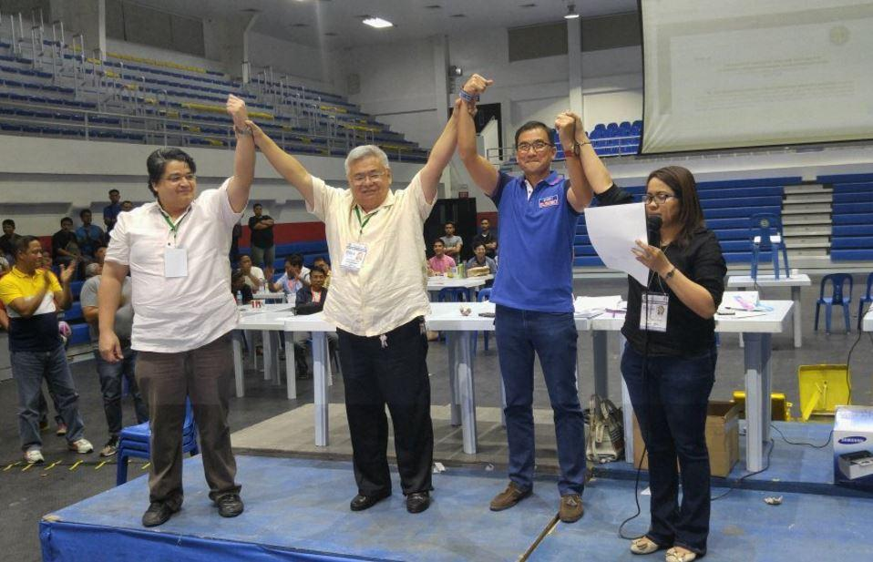Comelec proclaims Pasig City winners | News | GMA News Online