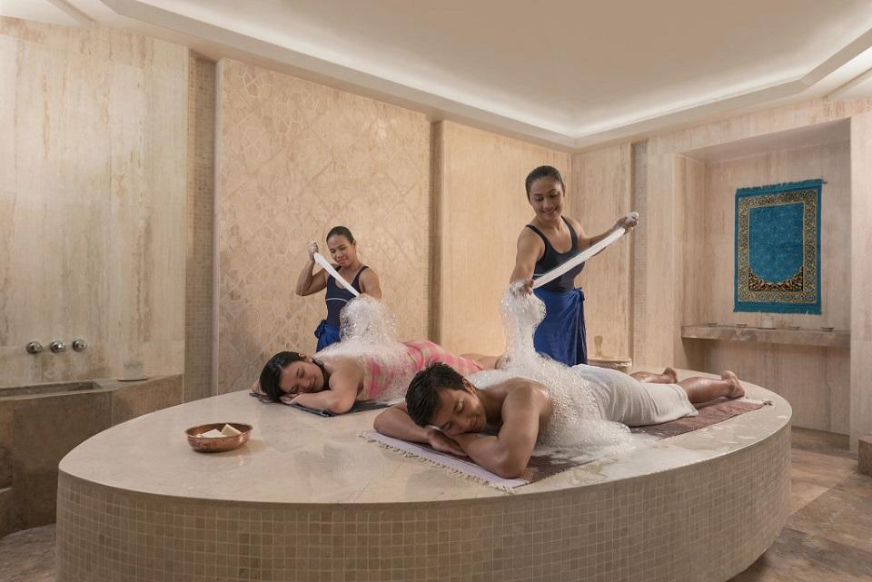 Try The Hammam Luxurious Turkish Bath Comes To Manila