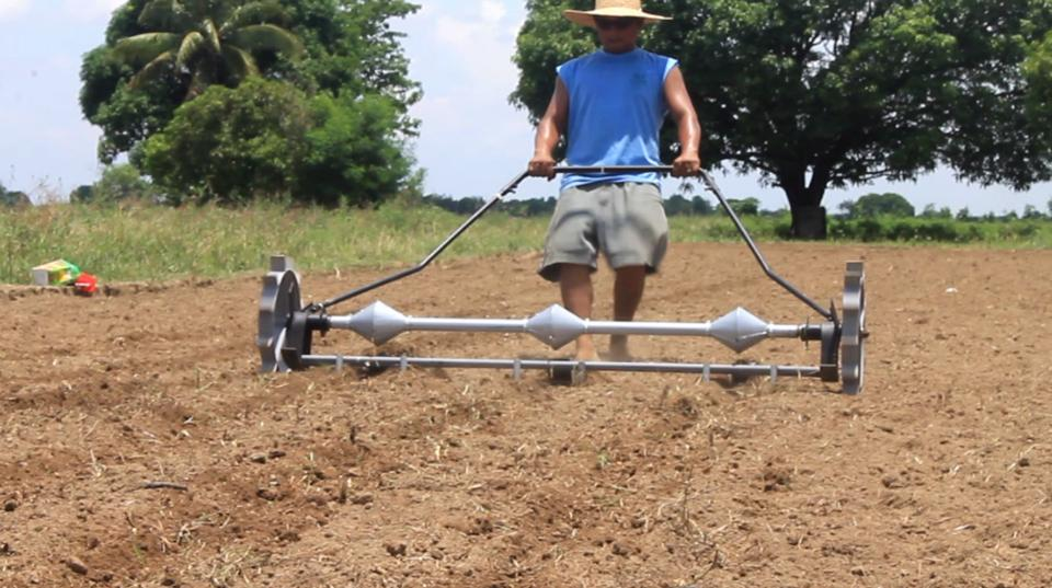 Up Student Invents Mechanical Corn Planter Scitech Gma News Online