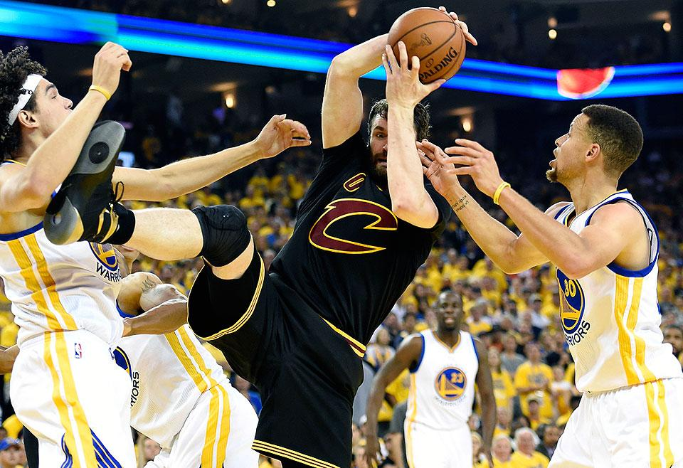 NBA Finals: Do or die for Cavs vs. Warriors in Game 7 ...