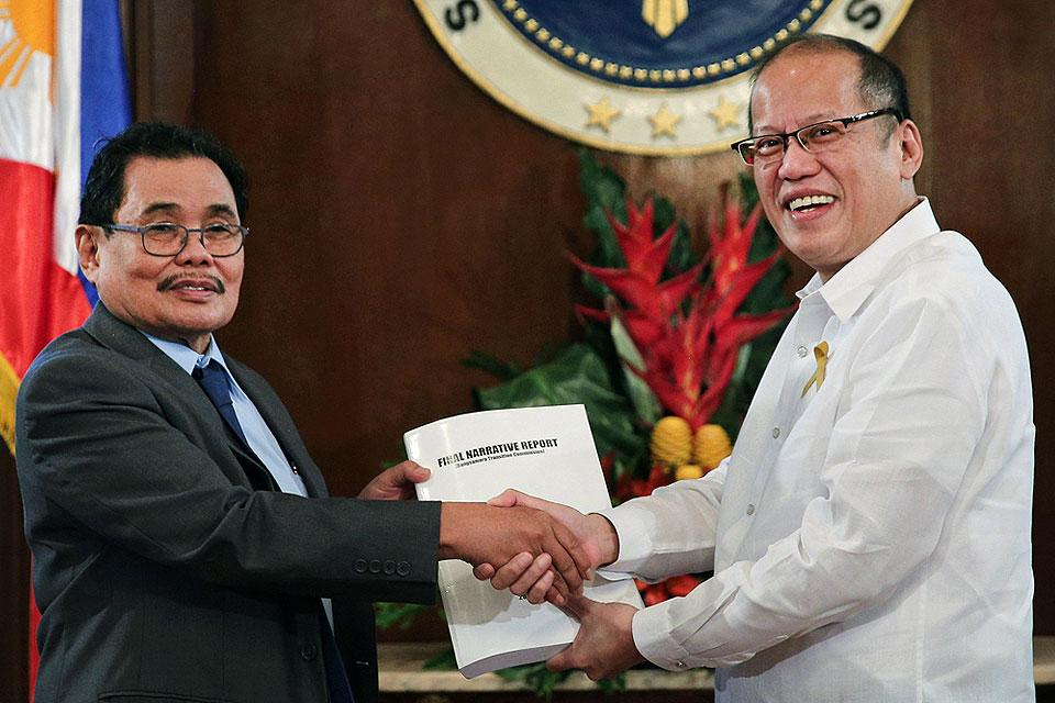 Pnoys Unfulfilled Promise Final Peace Deal With Milf News Gma