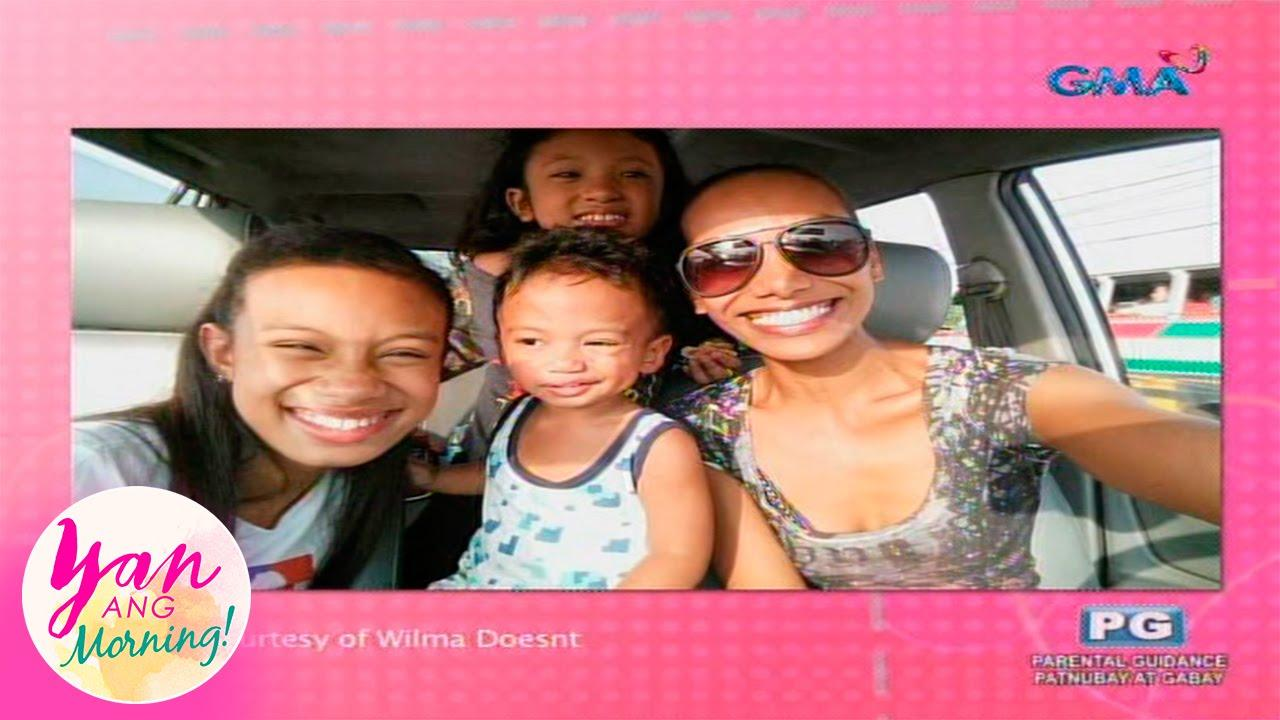 Wilma Doesnt opens up about raising 3 kids by 3 different