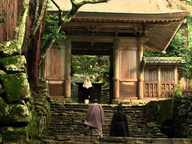 The temple at Tokei-ji