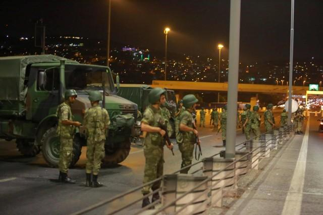 Turkey kills 35 militants after they try to storm base