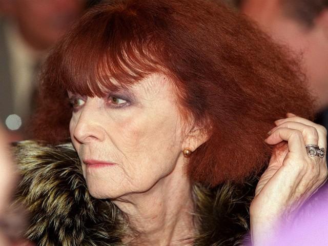 'Queen of Knitwear' Sonia Rykiel dead at 86 – family ...
