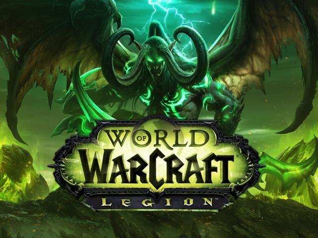 Blizzard Shares World Of Warcraft Legion Features And