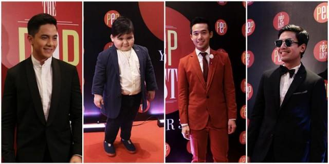 Kapuso Actors Show Their Style At Pep List Awards
