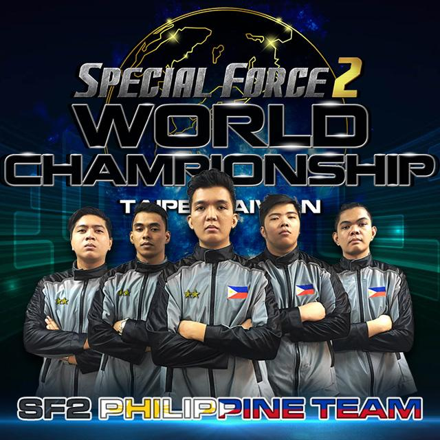 Wargods Rebirth to represent PHL in Special Force 2 World
