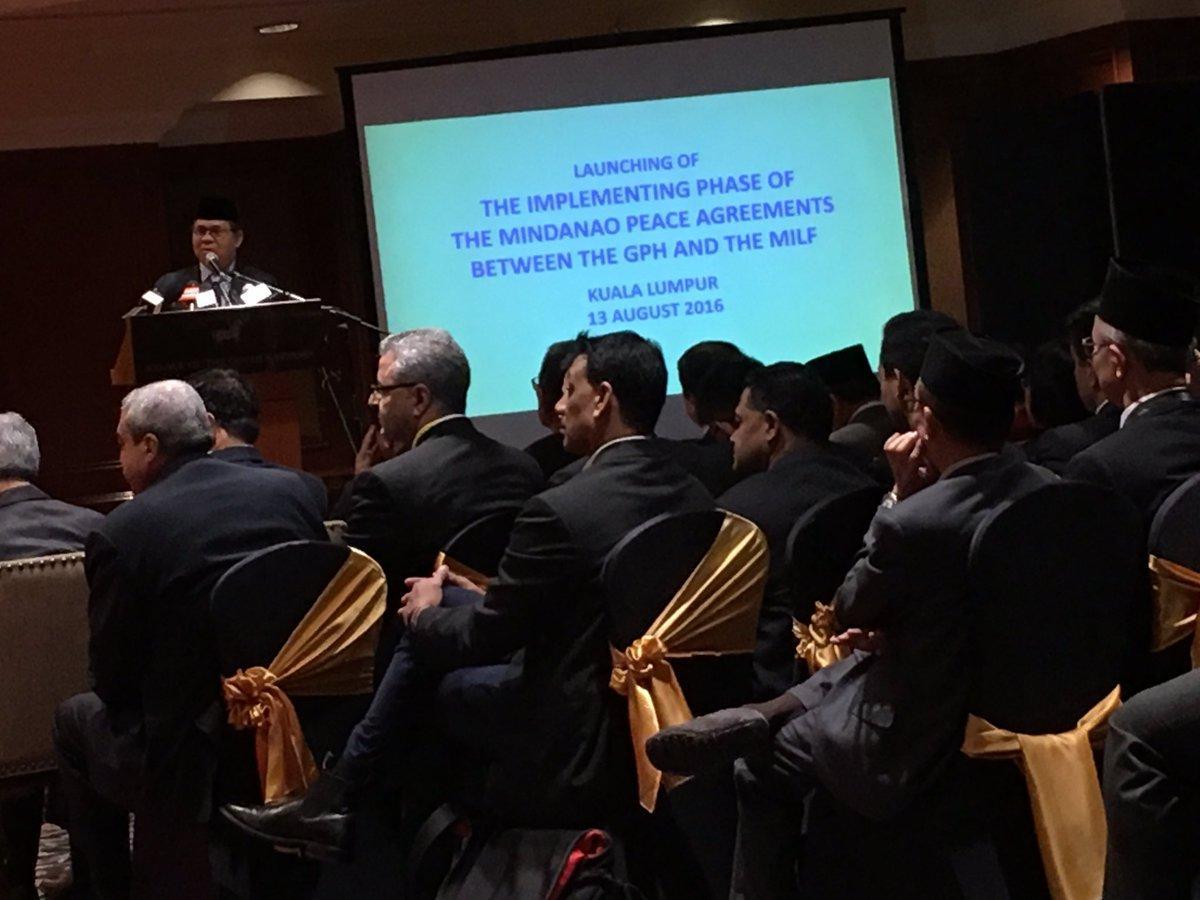 Milfs Murad Okay With Mnlfs Misuari Taking Part In Peace Talks