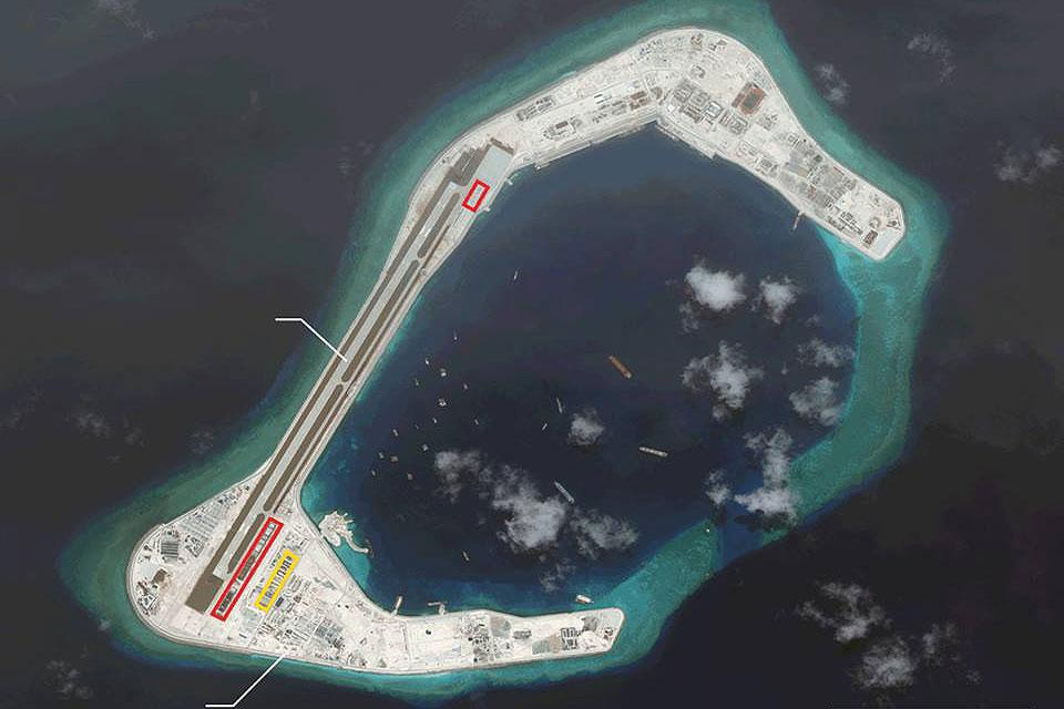 South China Sea Islands Photos