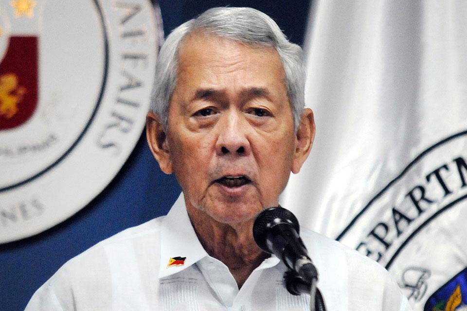 Yasay: ASEAN, China eye framework code of conduct in South China Sea by mid-2017