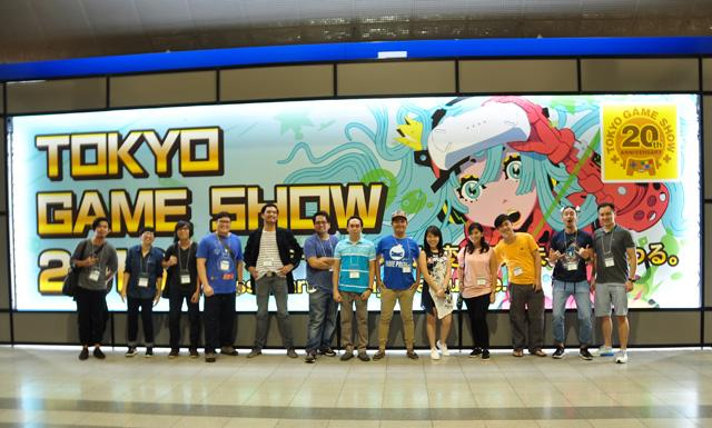 Image result for TOKYO GAME SHOW 2016
