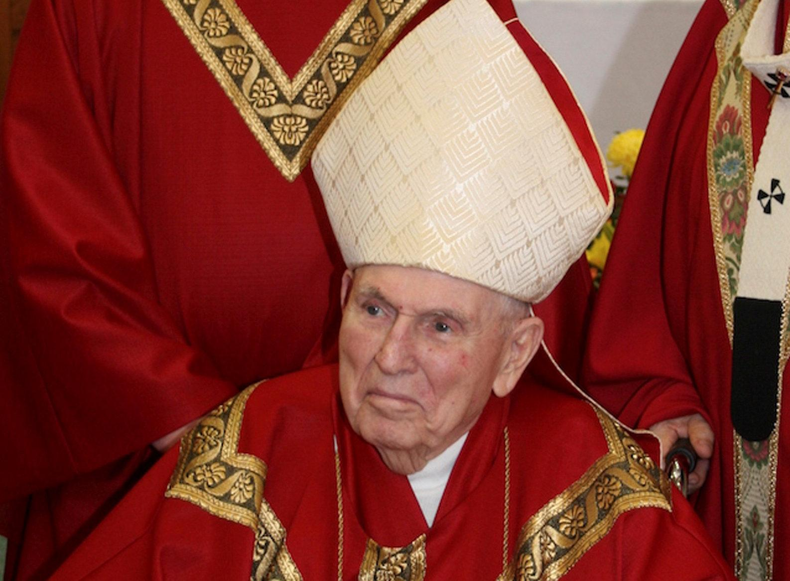World's oldest Catholic bishop dies at age 104 in New ...