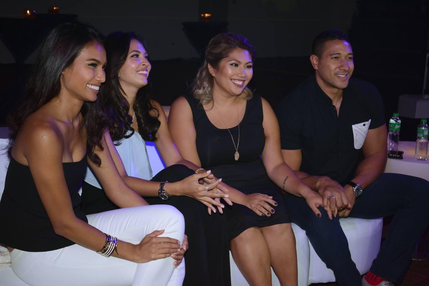 Pinay Beauty Queens Maggie Wilson Parul Shah Win Amazing Race Season 5