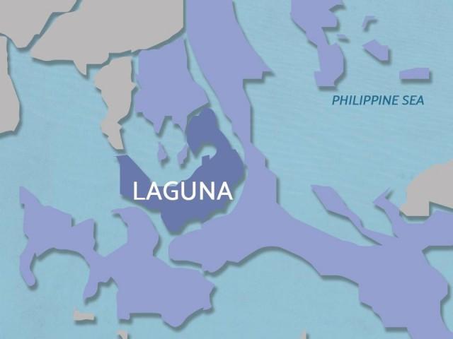 Missing In Flooded Calamba City Barangays News GMA News Online - Calamba city map