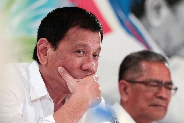 Duterte: I fired a Cabinet member because he was lying   News ...