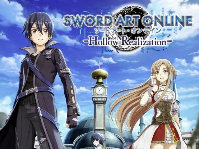 Sword Art Online: Hollow Realization is massively fun
