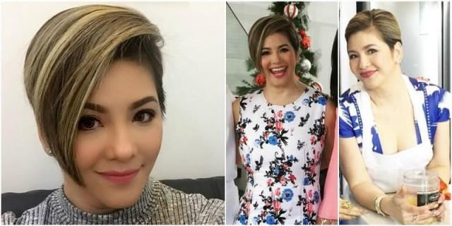 Regine S New Short Haircut Takes Us Back To The 90s Showbiz Gma