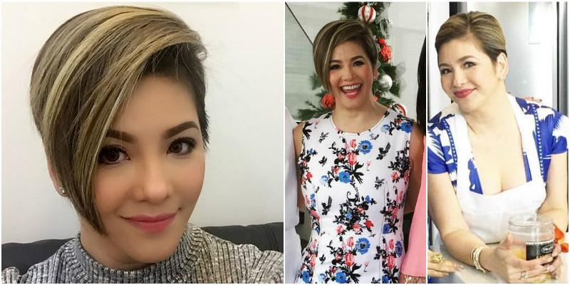 Regine\'s new short haircut takes us back to the \'90s | Showbiz | GMA ...