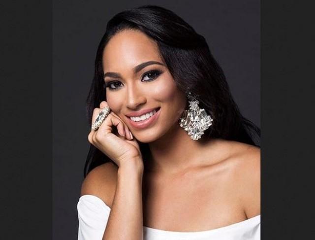 Miss Universe Runner Up Raquel Pelissier Of Haiti Is Part Filipino