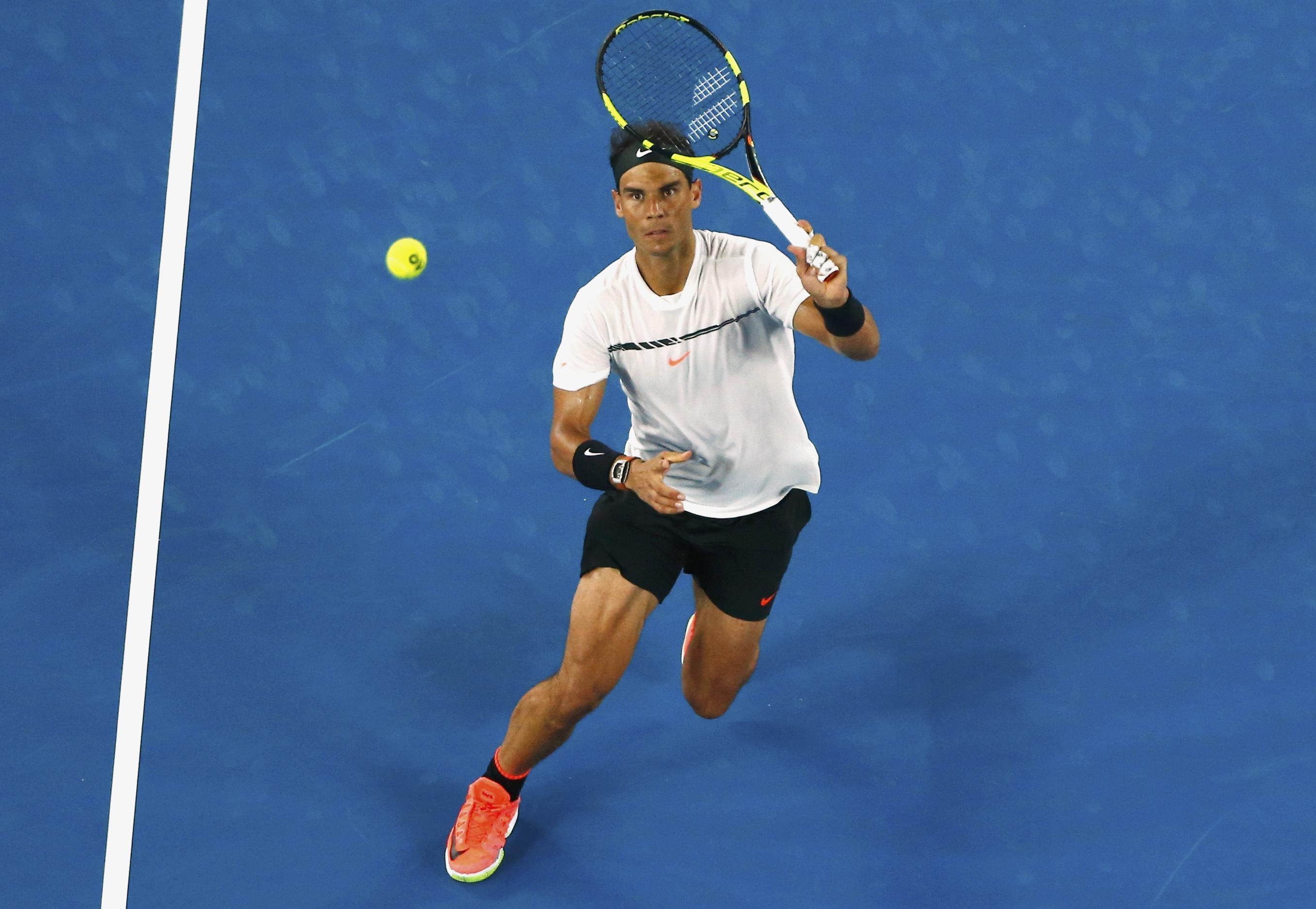 Rafael Nadal News: Nadal Thrilled By Return To Grand Slam Quarter-finals