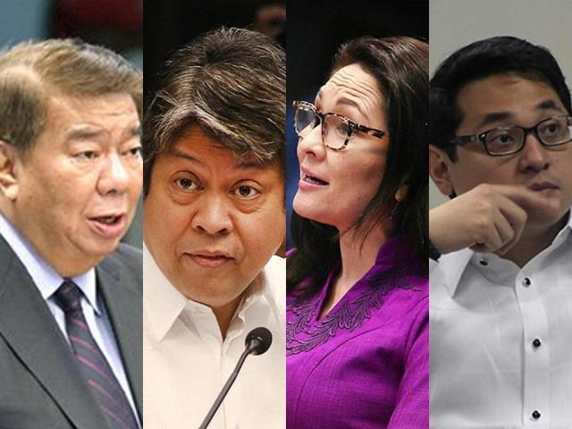 Ano ba talaga kuya? Minority senators tuloy daw ulit ang panawagan para pagbitiwin si Aguirre