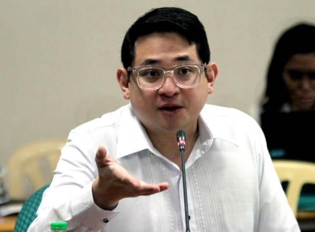Bam Aquino Bam Aquino blasts Aguirres outrageous allegations as fake news