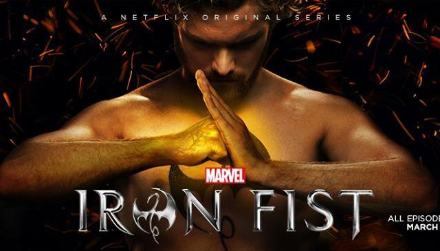Image result for netflix iron fist