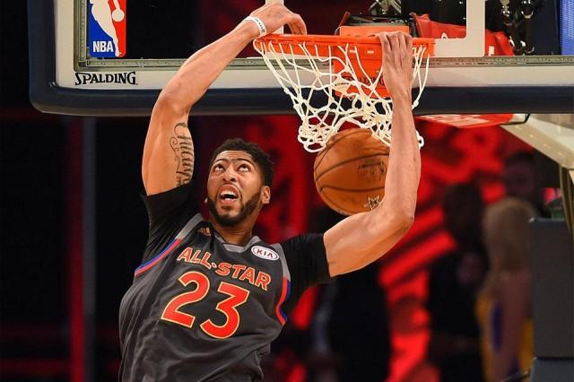 Reports: Pelicans' Anthony Davis has bruised shoulder