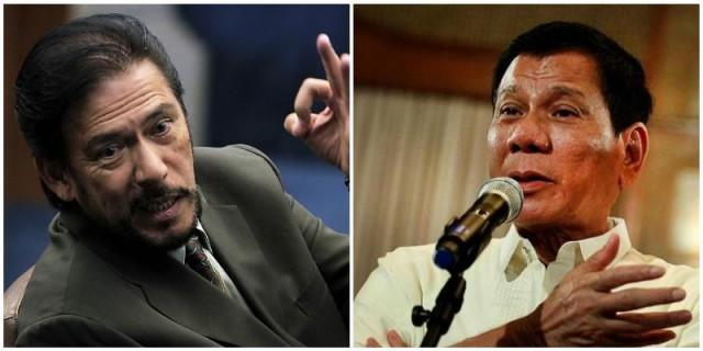 Image result for sotto duterte
