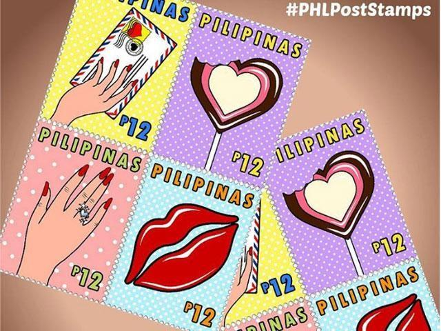 PHLPost offers personalized stamps Singing Kartero service on – Singing Valentine Cards
