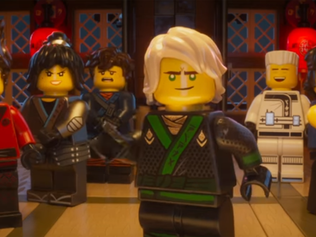 Bad blood everywhere in the 'The LEGO Ninjago Movie' teaser ...