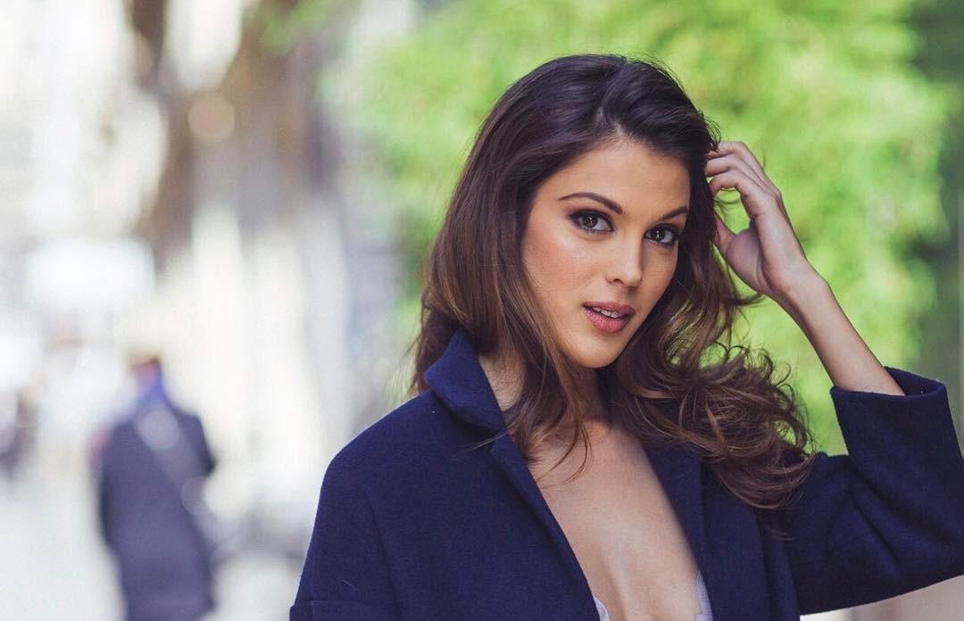 Miss universe iris mittenaere returns to france - Miss univers iris mittenaere ...