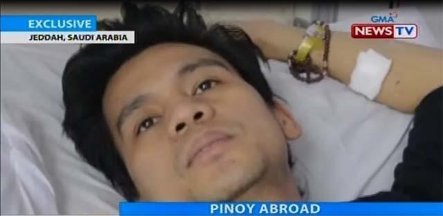 Filipino in jeddah