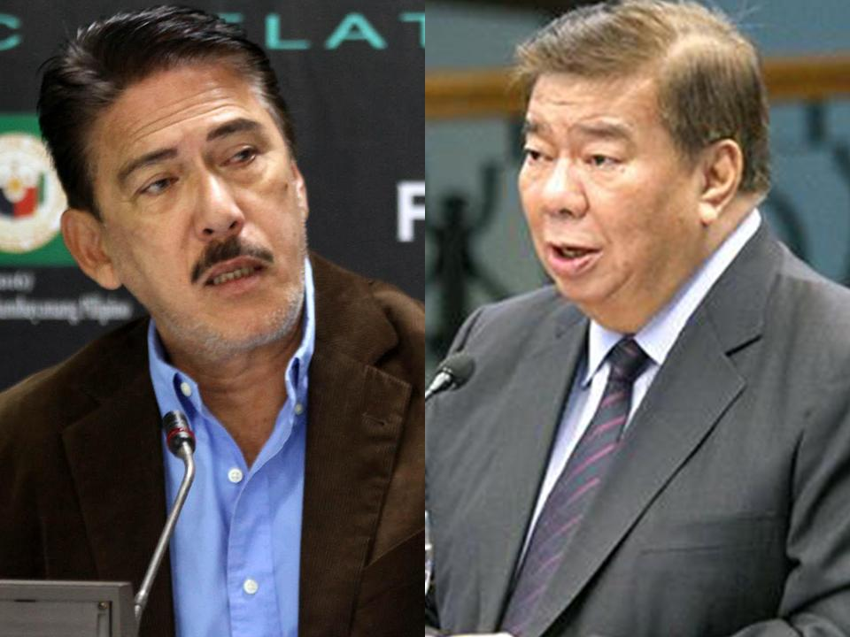 Sotto chides Drilon over claim death penalty is 'dead': He