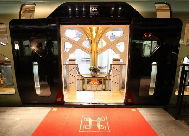 Ticket to ride Japanese luxury sleeper train a mere $10,000 one-way