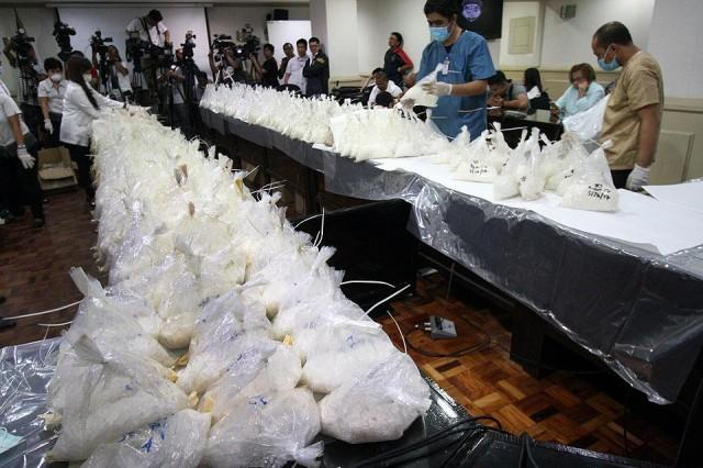 The Chinese Businessman Who Owns The Warehouse Where Philippine Authorities Seized P6 4 Billion Of Shabu Said Wednesday That China Customs Informed Him Of