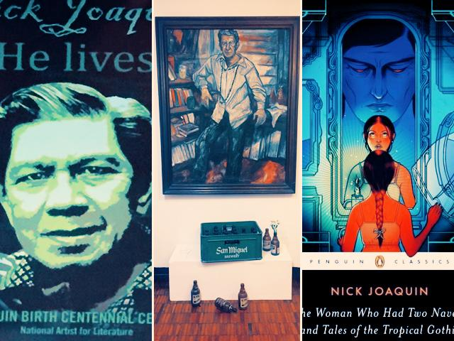 the woman who looked like lazarus by nick joaquin