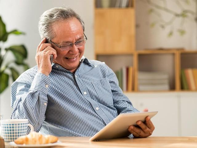 Brain training games may help older adults with hearing loss