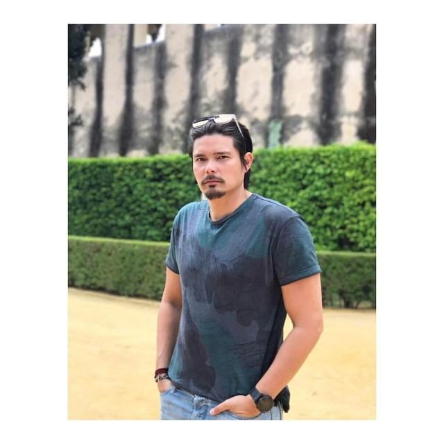 Who was Dingdong Dantes with in this romantic Italian ...