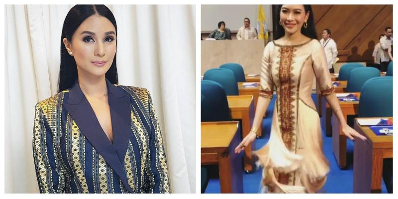 Celebrities and politicians who wore Mindanao-inspired outfits at ...