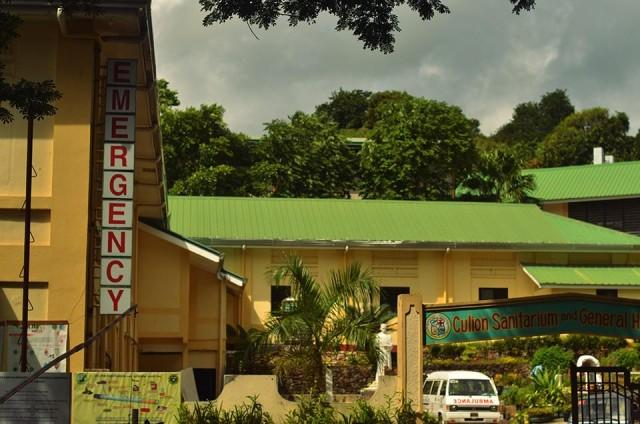 The Culion General Hospital used to admit thousands of persons afflicted with leprosy