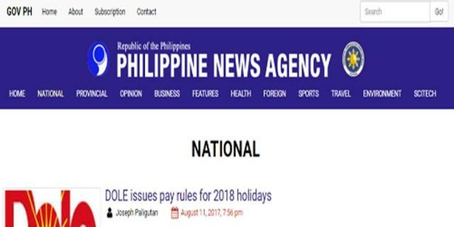 Home based business ideas philippines 2018 public holidays