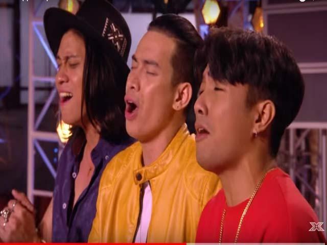Boy band, teener latest Pinoys to wow 'X Factor UK' judges