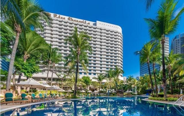 Edsa Shangri La Peninsula Land In Conde Nast S Top Hotels Asia