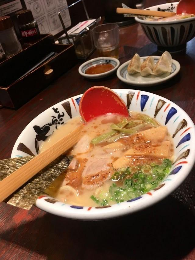 Use whatever savings you get from being wise with airfare and accommodations for a good meal or three. Our pick: Ramen.
