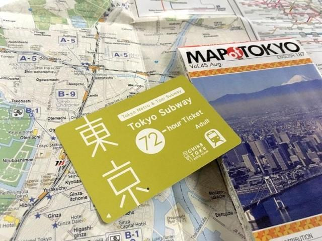 Transportation in Tokyo is expensive. Be wise and get train passes.